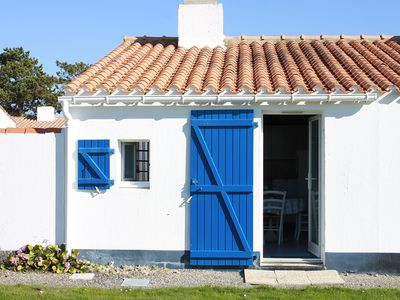 Photo for Small Brétignollaise house for a relaxing holidays by the sea