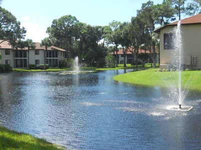 Photo for FRIENDS AND FAMILY GETAWAY! THREE  LOVELY 2BR/2BA APTS! POOL, TENNIS, GRILL