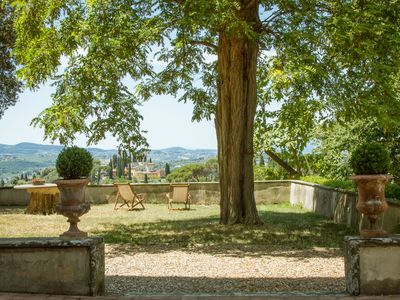 Photo for Cozy Nest for 2 with Garden and Parking over Piazzale Michelangelo