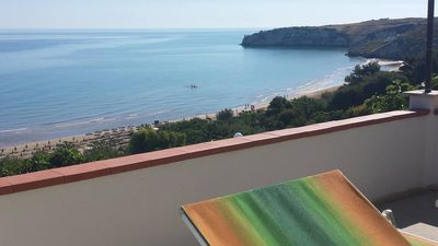 Photo for 1BR Apartment Vacation Rental in Peschici, Puglia
