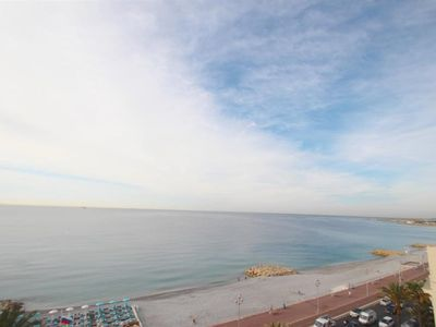 Photo for PROMENADE DES ANGLAIS - MAGINFIQUE 2 PIECES LAST FLOOR - WIFI - GARAGE