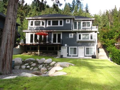 Photo for Riverfront Bed and Breakfast - Lynn Valley Room