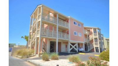 Photo for Beautiful 2 BR/2 Bath condo overlooking pool&oceanfront in Caswell Beach-Sleeps4