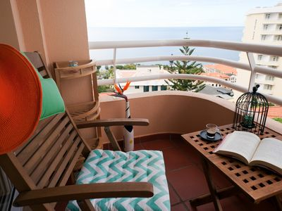 "Photo for NEW !!! ""Funchal Sunshine ""- Sunny eco-friendly apartment with a spacious balcony"