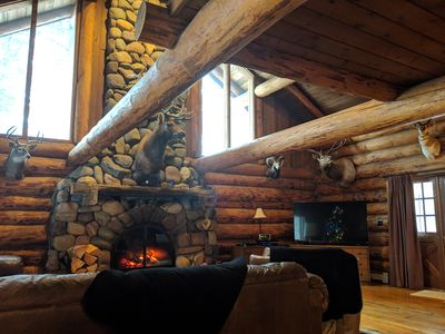 Photo for Close To Kalispell, Country Creek Getaway **New Listing**