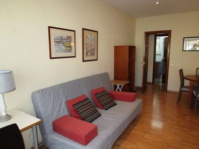 Photo for Nice, bright and spacious apartment, in a residential area with lift