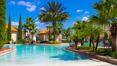 Photo for Minutes to Disney and Golfing Tuscana Resort Condo UPDATED 3 bed/2bath