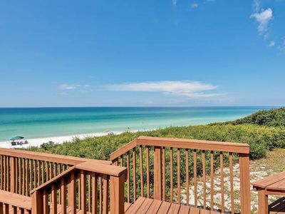 Photo for Gulf-front Townhome in desirable Seacrest Beach!