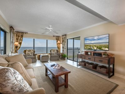 Photo for 2 Private Balconies with Sweeping Penthouse Oceanfront Views - WINTER SPECIAL 10% OFF NOW