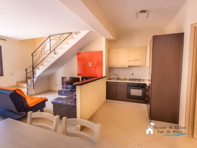 Photo for Villetta Eloro Cayman 50 meters from the beach, large and bright