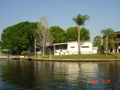 Photo for Waterfront, Pointe Place on Rocky Creek - Unit 4 in Tampa