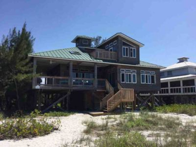 Photo for Newly renovated BEACHFRONT home on Gulf in North Captiva, Florida
