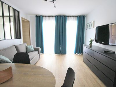 Photo for Perfect apartment for 4 people Disneyland Chessy (FONTAINE4)