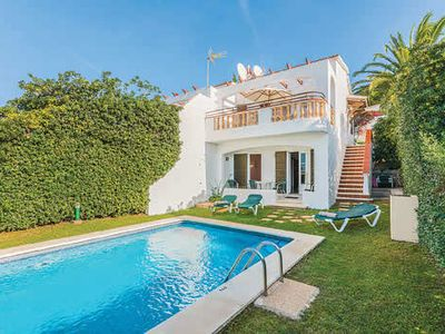 Photo for Villa Piscis is one of the very popular group of four villas known as the Zodiac Villas, and is located in the area of Torre Soli, Son Bou.