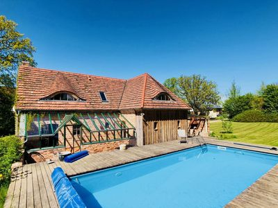 Photo for Holiday home Usedom for 8 - 12 people with 3 bedrooms - Holiday home