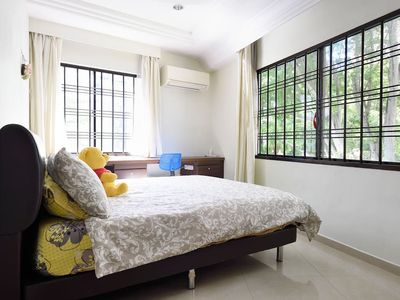Photo for Beautiful & Clean 3BR Cozy house in Orchard MRT.
