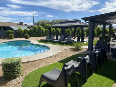 """Photo for """"Claire House""""  Resort Living/Heated Pool"""
