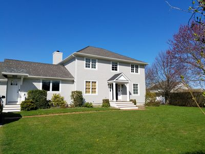 Photo for Southampton Family Home  2 miles from ocean beach and Southampton Village