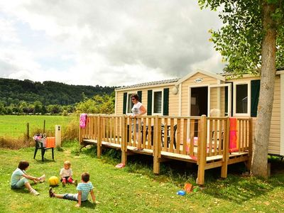 Photo for Camping Europe **** - mobile home 6 people - 4/6 people (between 11 and 15 years)