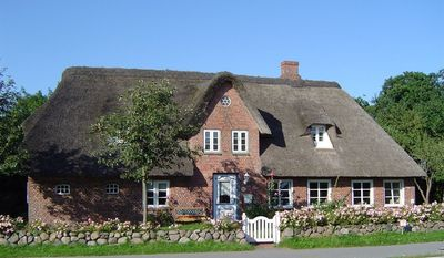 Photo for Historic Thatched Cottage in Nordfriesland