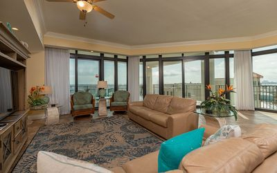 Photo for Phoenix West II Condo 601 *Gulf Front on the 6th Floor*