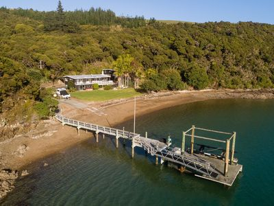 Photo for Secluded Waterfront Property