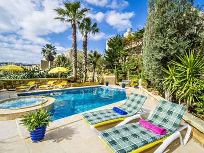 Photo for Dar tal-Kaptan Boutique Maison: seductive oasis in the middle of the Med