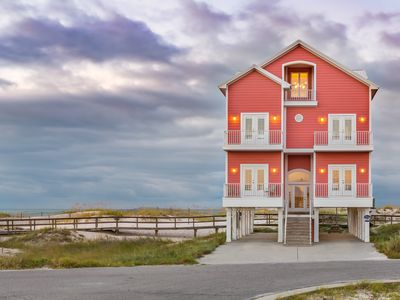 Photo for Beautiful Private Home, White-Sand Beaches, Amazing Alabama Gulf Coast Views!