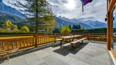 Photo for Large family chalet in Chamonix