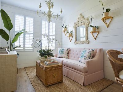 """Photo for """"Pineapple Pad"""" - a stylish new island retreat by Palm Beach Lately"""