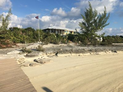Photo for Beautiful Beachfront Paradise Home w/70' dock, elec/water, Now Available