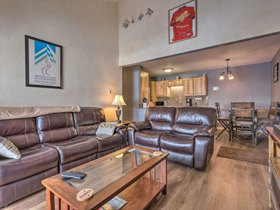 Photo for NEW! Beaver Creek Condo - 100 Yds to Eagle River!