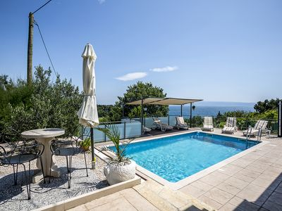 Photo for HOLIDAY HOUSE IN CENTER OF SPLIT WITH SWIMMING POOL ,200m FROM THE BEACH