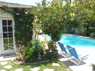 Charming Culver City Cottage w/ Shared Pool+Garden