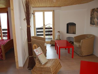 Photo for Apartment in the center of Nendaz with Lift, Parking, Internet, Washing machine (42379)