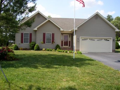 Photo for Beautiful furnished home in Salisbury, MD.