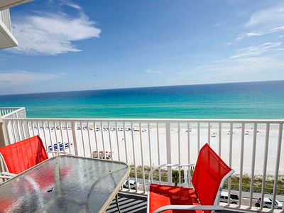 Condo with best view and price in Majestic Sun