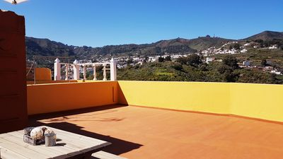 Photo for CASA EL RETIRO TERRACE WITH VIEWS
