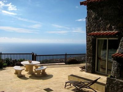 Photo for Casa Rochinha,spectacular views,very spacious,heated pool