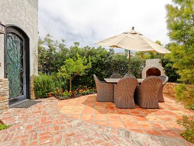 Photo for Romantic Bungalow... The Perfect Escape, steps to the beach!