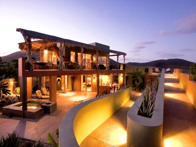 Photo for Modern Mexican Home With Panaramic Ocean View