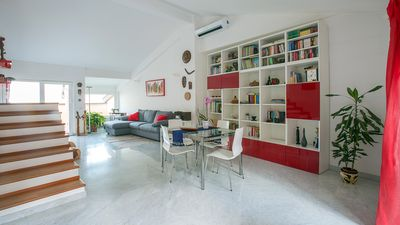 Photo for Modern loft 150sqm in downtown Milan