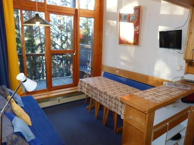 Photo for Apartment Les Arcs 1800, 1 bedroom, 5 persons