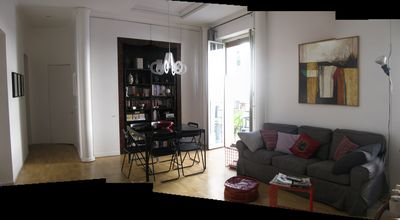 Photo for Bright and spacious modern flat in the greenest area of Rome