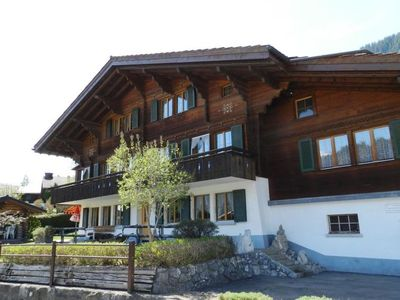 Photo for Apartment Bolgen in Zweisimmen - 4 persons, 1 bedrooms