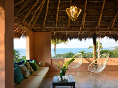 Photo for Casita Mimas: High design, great views, romantic retreat