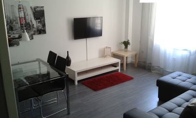 Photo for Granada: new flat, Alhambra, breakfast + parking!