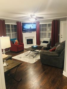 Photo for Elegant 2 bedroom 2 bath Condo with fireplace