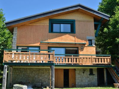 Photo for Nice family chalet 150 m2 near gondola and shops