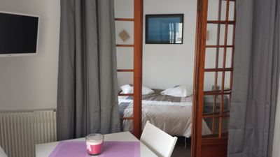 Photo for Biarritz Beachfront Apartment Rental